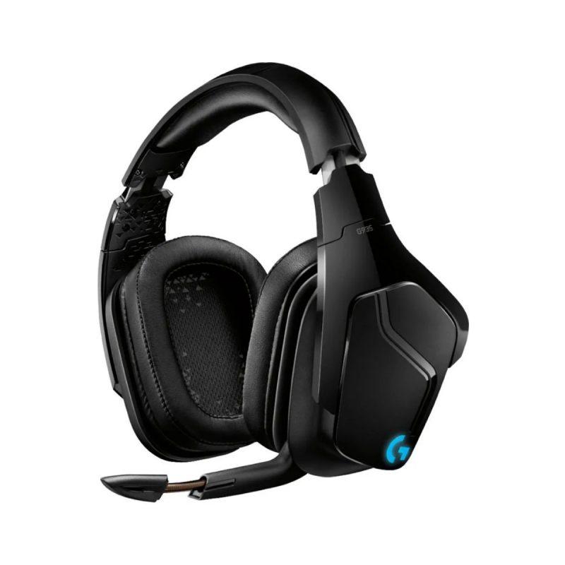 Auricular Inalambrico Gamer Profesional Logitech G935 Con Microfono Sonido Envolvente 7.1 PC Y Mac 2