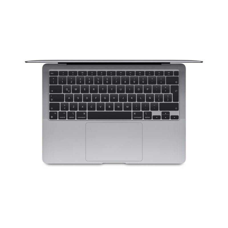 Apple Macbook Air Chip M1 8 Núcleos 8GB Ram 256GB SSD 13'' 2560x1600 Nuevo - Gris Espacial 2