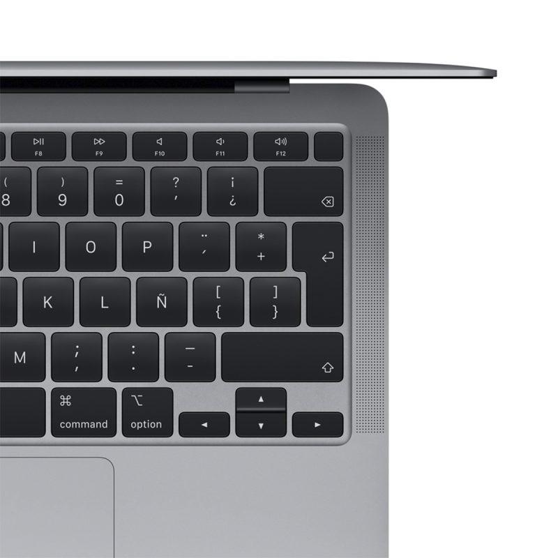 Apple Macbook Air Chip M1 8 Núcleos 8GB Ram 256GB SSD 13'' 2560x1600 Nuevo - Gris Espacial 3