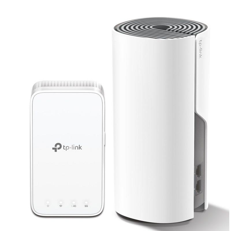 Router / Access Point TP-Link Deco E3 AC1200 Dual Band Tecnología Mesh (Kit 2 Unidades) 2
