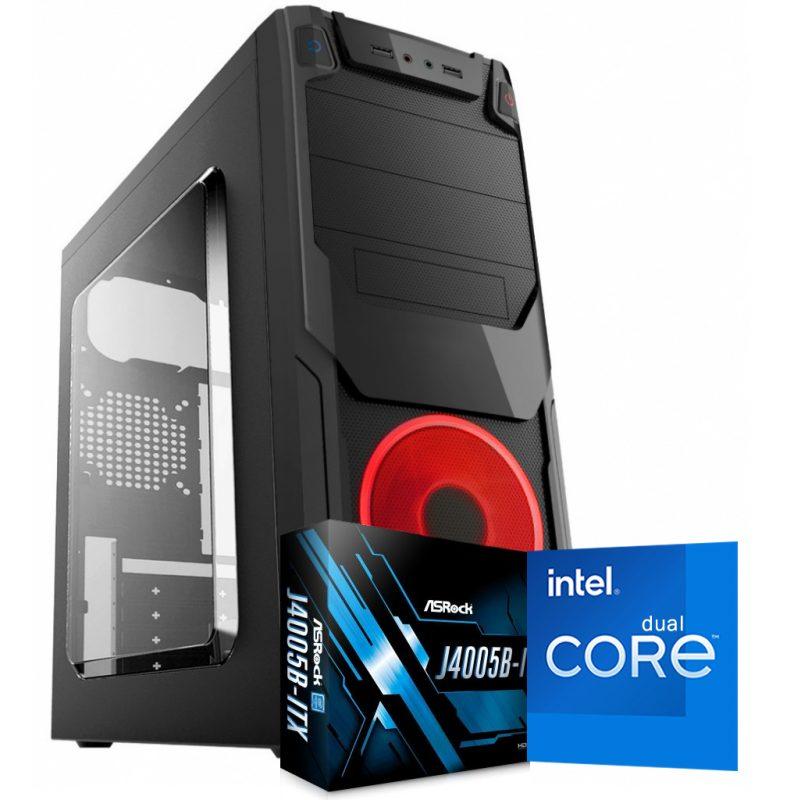 Pc Computadora INTEL Dual Core J4005 8GB DDR4 Ram 240GB SSD WiFi 1