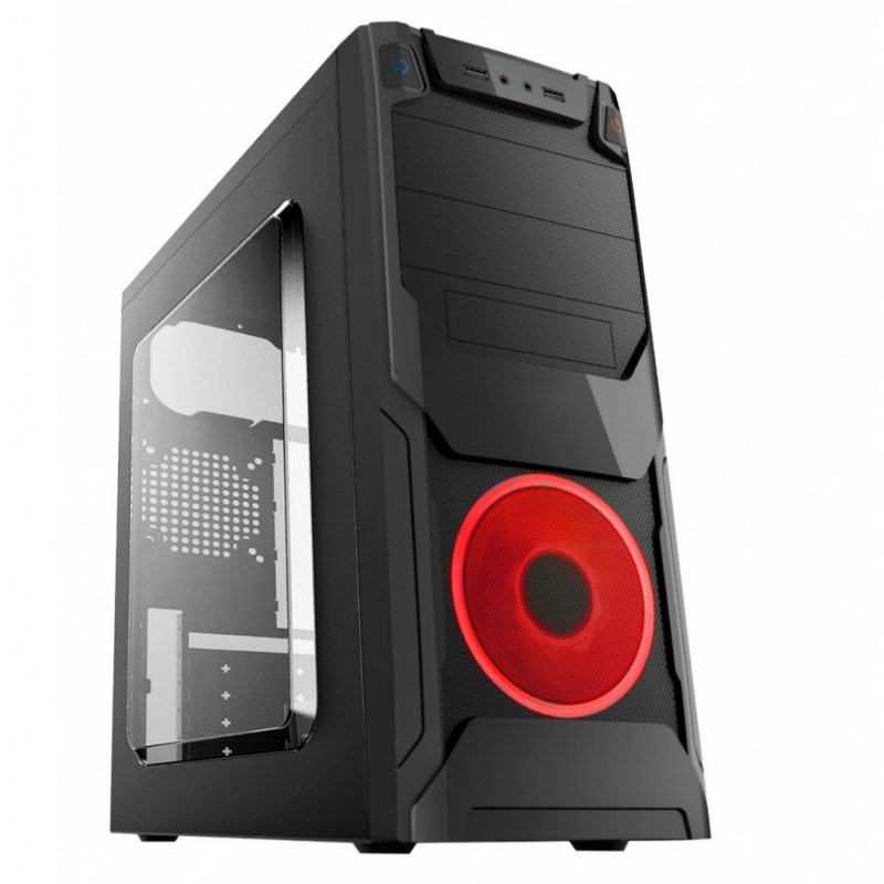 Pc Computadora INTEL Dual Core J4005 8GB DDR4 Ram 240GB SSD WiFi 2