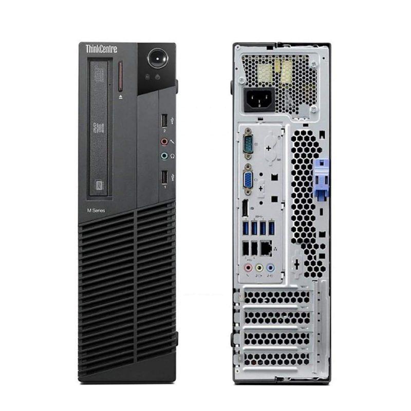 PC Computadora Lenovo ThinkCentre M75 Phenom X2 B53 4GB 500GB 4