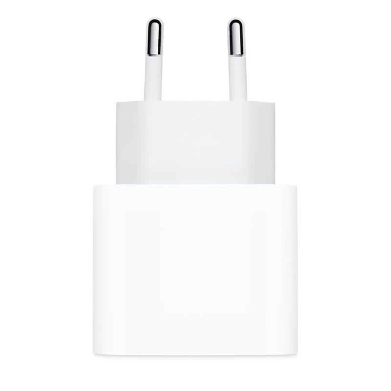 Adaptador Cargador de Pared USB-C Apple MHJE3ZM/A 20w Original 2