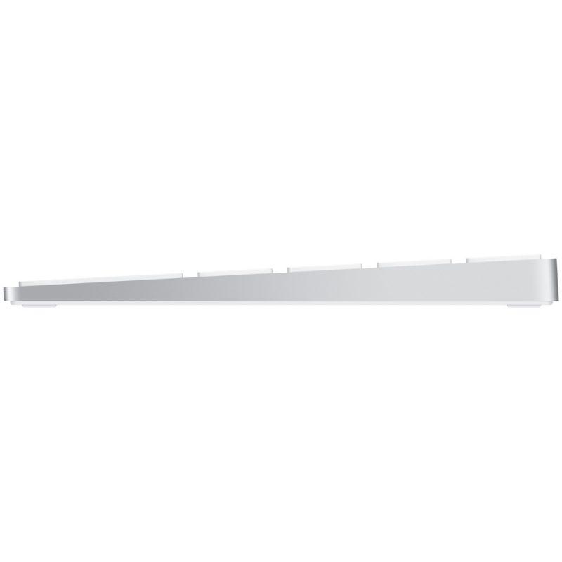 Teclado Apple MQ052E/A Magic Keyboard con Numérico Español - Silver 2