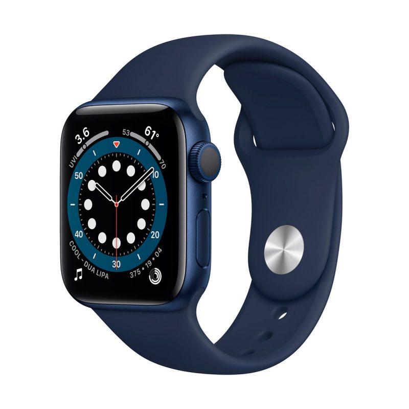 Reloj Apple Smart Watch Serie 6 M00J3BE/A Bluetooth WiFi 1;8'' - Blue 1