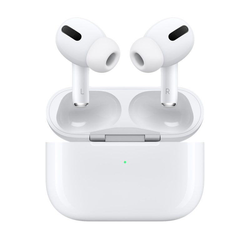 Auriculares Inalambricos Apple AirPods Pro MWP22BE/A con Micrófono y Bluetooth 1