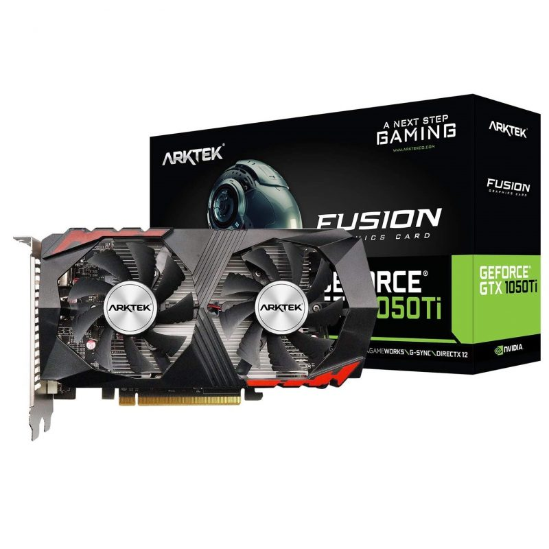 PC Computadora Gamer Core i5-10400F 16GB Ram DDR4 120GB SSD + 2TB HDD con Video GTX 1050Ti 4GB DDR5 3