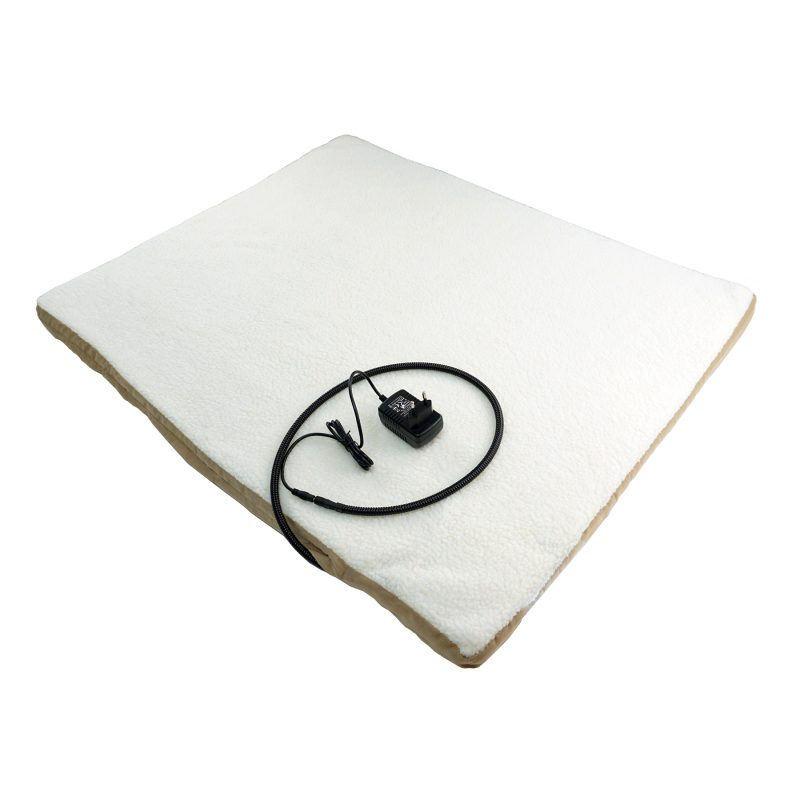 Calentador para Mascotas Futura BLV-PB503 de Lana Suave Lavable 2