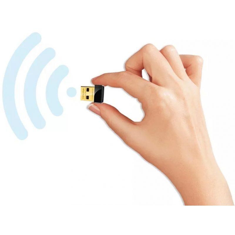 Adaptador USB WiFi TP-Link TL-WN725N 150mbps Nano 1