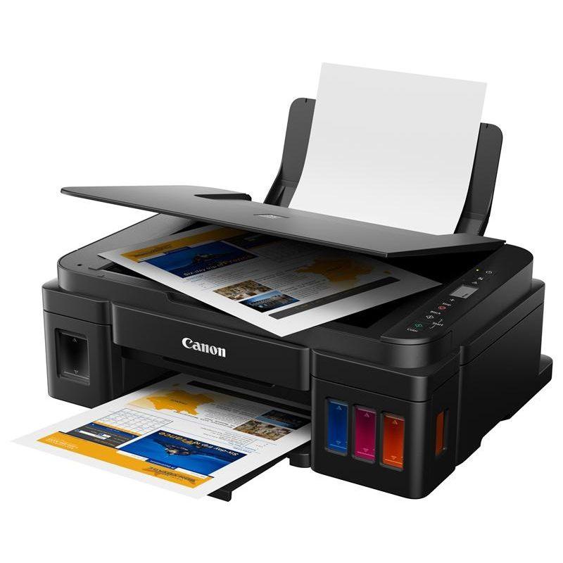 Impresora Multifuncion Canon G3110 WiFi y Sistema Continuo Original 1