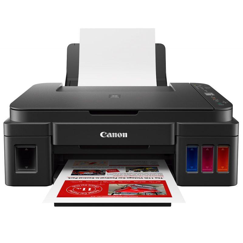 Impresora Multifuncion Canon G3110 WiFi y Sistema Continuo Original 2
