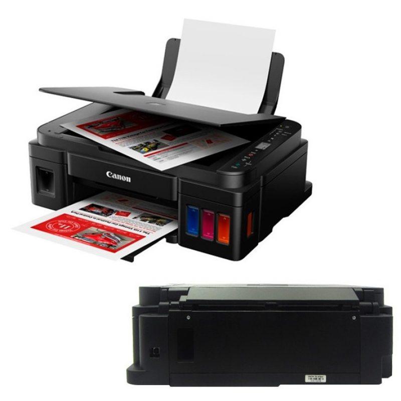 Impresora Multifuncion Canon G3110 WiFi y Sistema Continuo Original 3