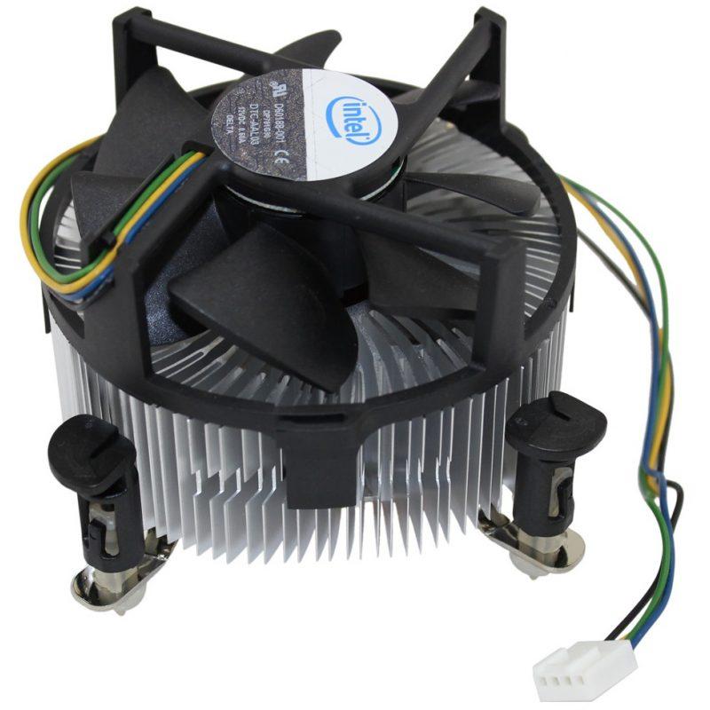 Fan Cooler Disipador para INTEL Socket LGA775 1