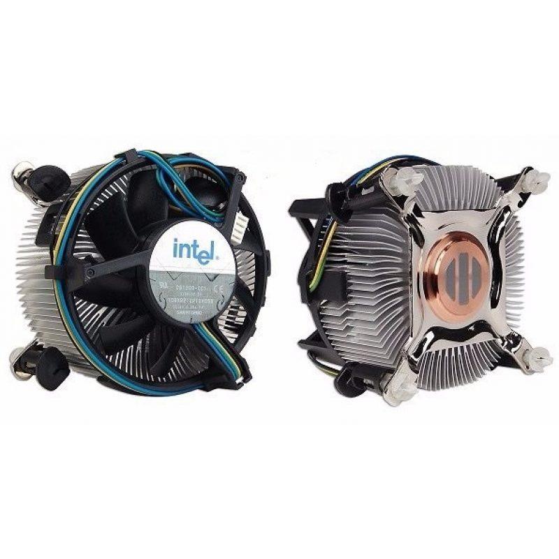 Fan Cooler Disipador para INTEL Socket LGA775 3