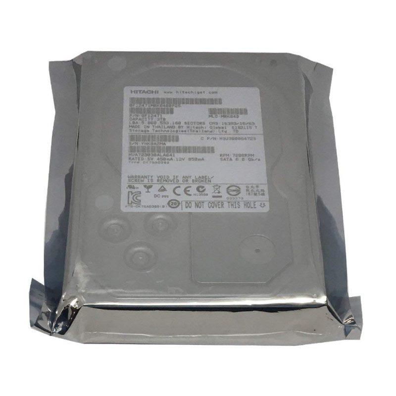 Disco Duro 3.5' Hitachi 3 TB Sata 2