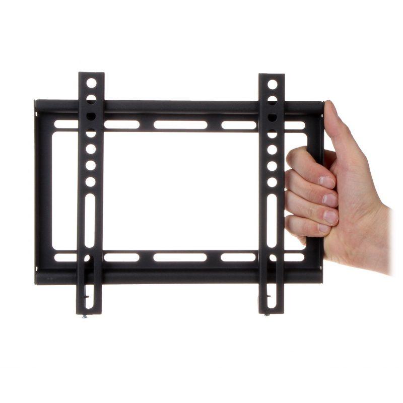 Soporte Brateck KL22-22F para TV Monitor LED LCD 23'' a 42'' Fijo Universal Vesa 3