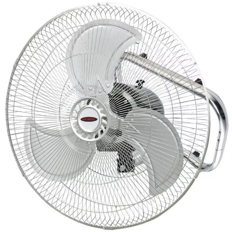 Ventilador Oditox 3 En 1 Pared Mesa Pie Turbo Aspa De Metal Alta Calidad 4