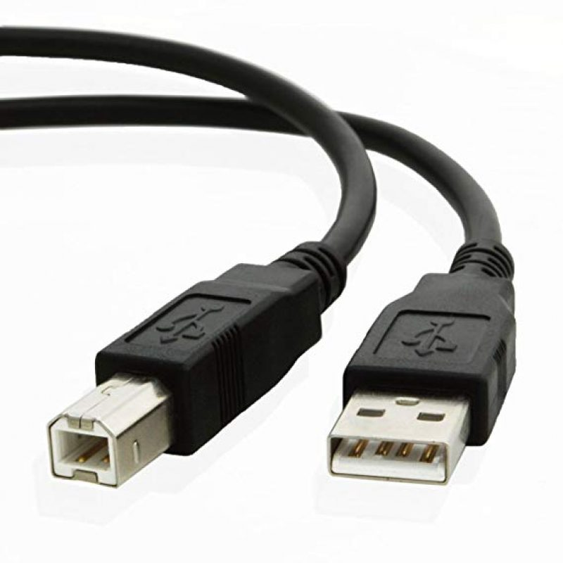 Cable USB 2.0 para Impresoras y Multifuncion 1;5 Metros 2