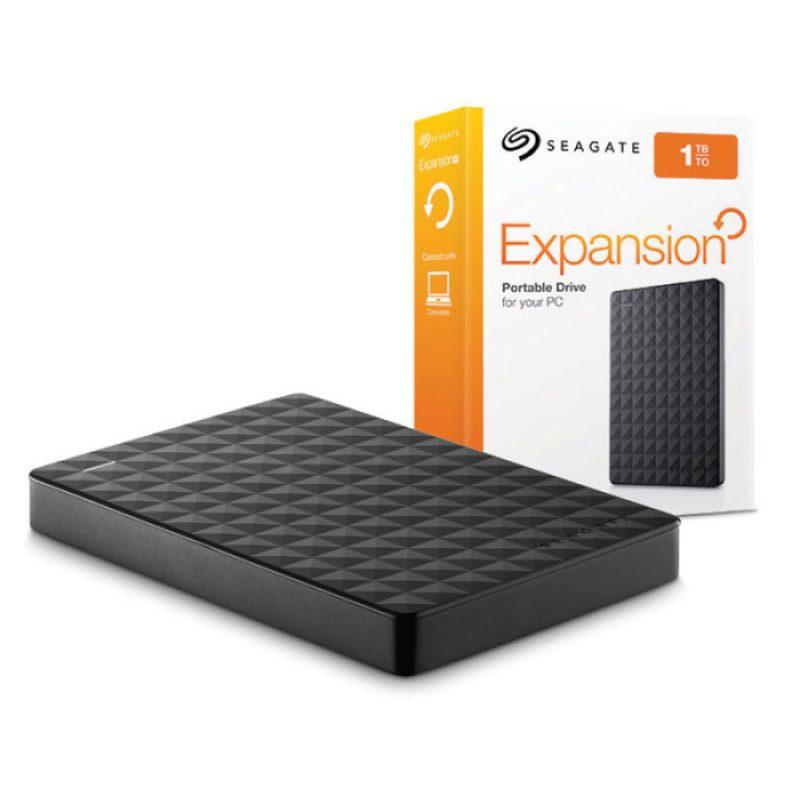 Disco Duro Externo Seagate Expansion 2.5' 1TB USB 3.0 3