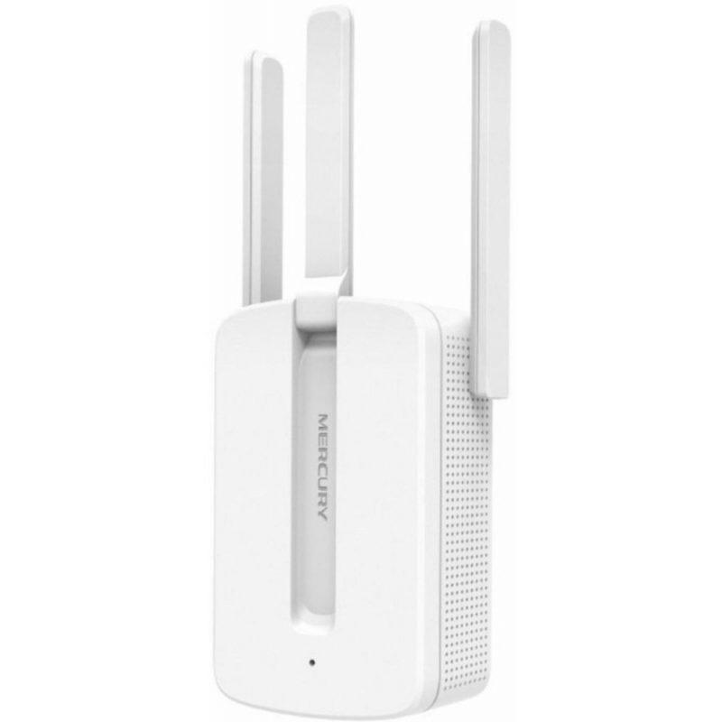 Extensor Amplificador de Señal WiFi Mercusys MW300RE 300Mbps Triple Antena 2