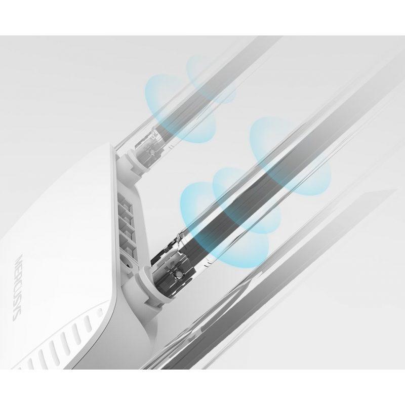Router inalambrico Mercusys MW325R N de 300Mbps 4 Antenas Extra Alcance 4