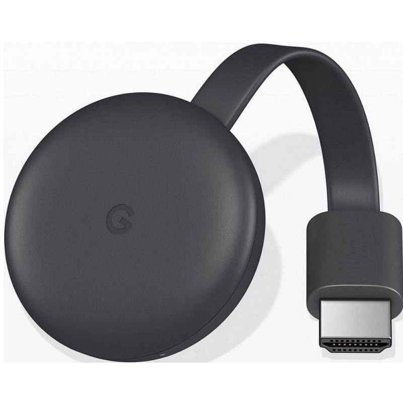 Google Chromecast 3 Tercera Generacion HDMI WiFi 1080p 2