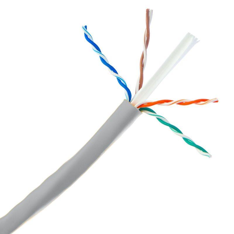 Cable de Red Cat5e (Venta Por Metro) 2