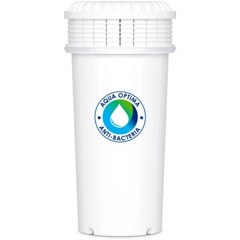 Filtro de Agua Antibacterias 90 días Aqua Optima / Brita Maxtra 1