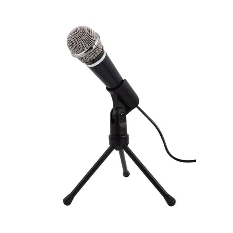 Microfono Trust Starzz Omnidireccional con Tripode Cable 2.5M de 3.5mm 1