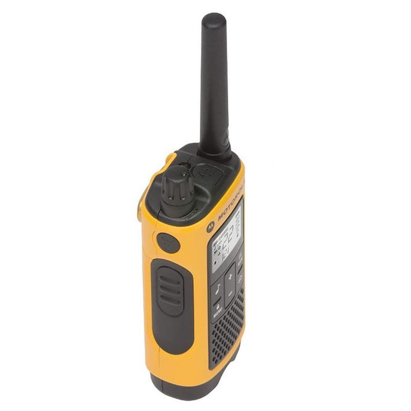 Handy Walkie Talkie Motorola TalkAbout T402 2 Vías 56 Km Resistente lluvia nieve y otras 2