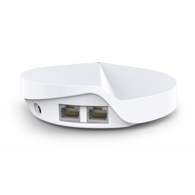 Router / Access Point / Repetidor WiFi TP-Link Deco M5 AC1300 Dual Band Tecnología MESH (Pack de 2 Unidades) 3