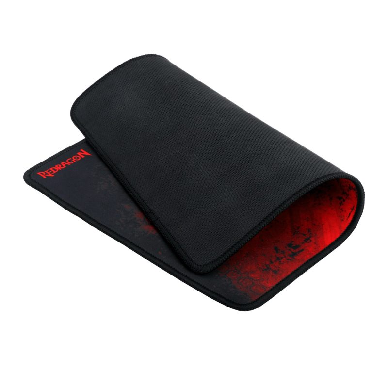Mouse Pad Gamer Redragon Pisces P016 Speed Doble Costura Tela entrelazada 4