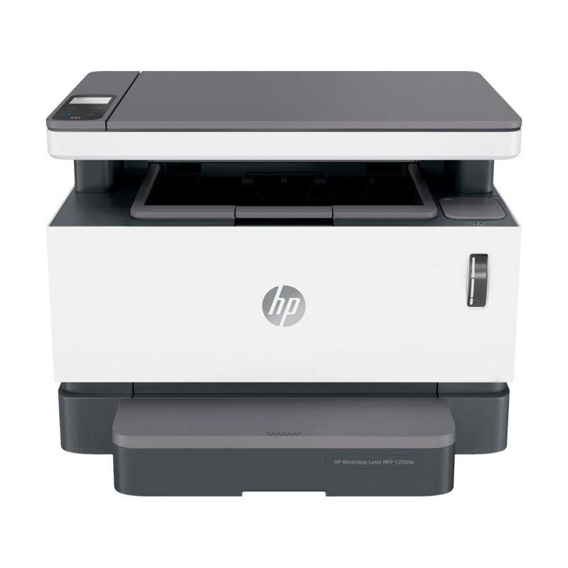 Impresora Multifuncion Laser HP Neverstop 1200nw Toner Monocromatica con WiFi 1