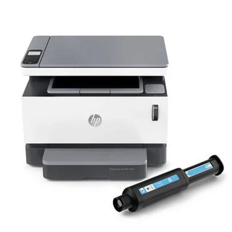 Impresora Multifuncion Laser HP Neverstop 1200nw Toner Monocromatica con WiFi 4
