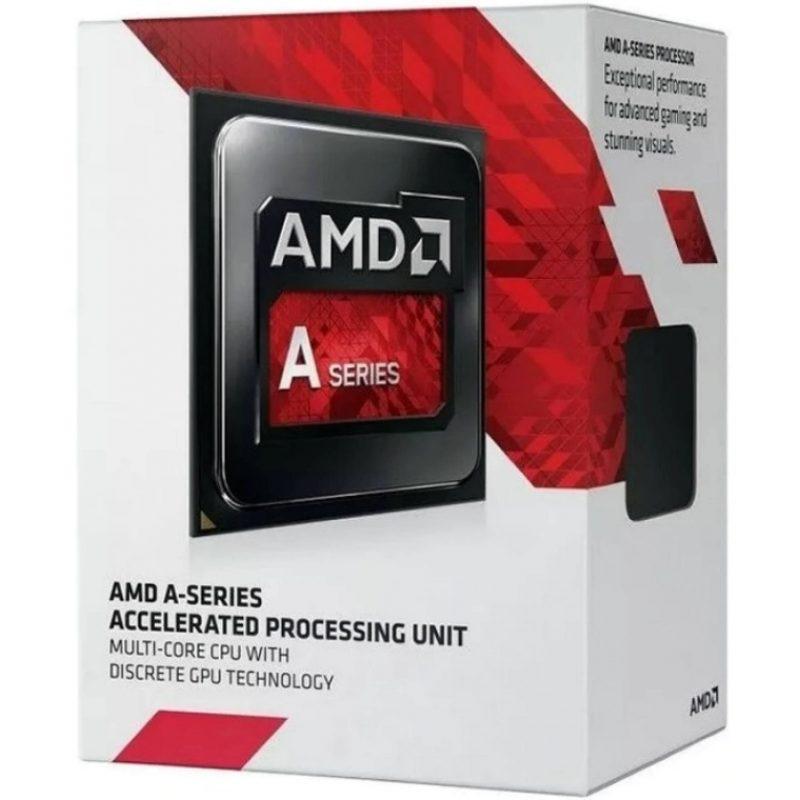Micro Procesador CPU AMD A6-7480 X2 APU FM2+ AMD Radeon 5 1