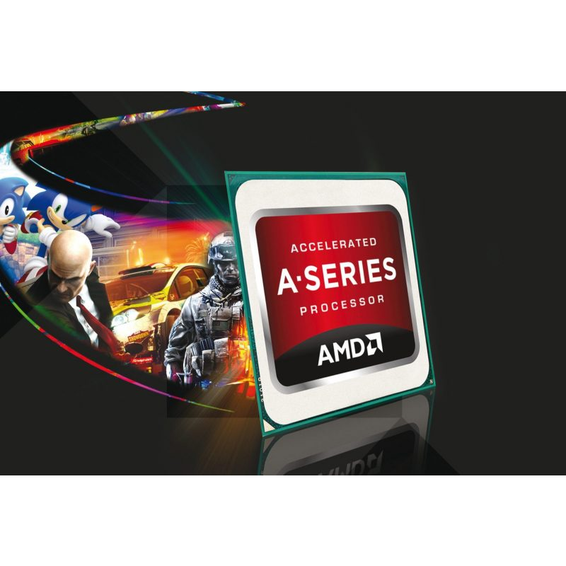 Micro Procesador CPU AMD A6-7480 X2 APU FM2+ AMD Radeon 5 3