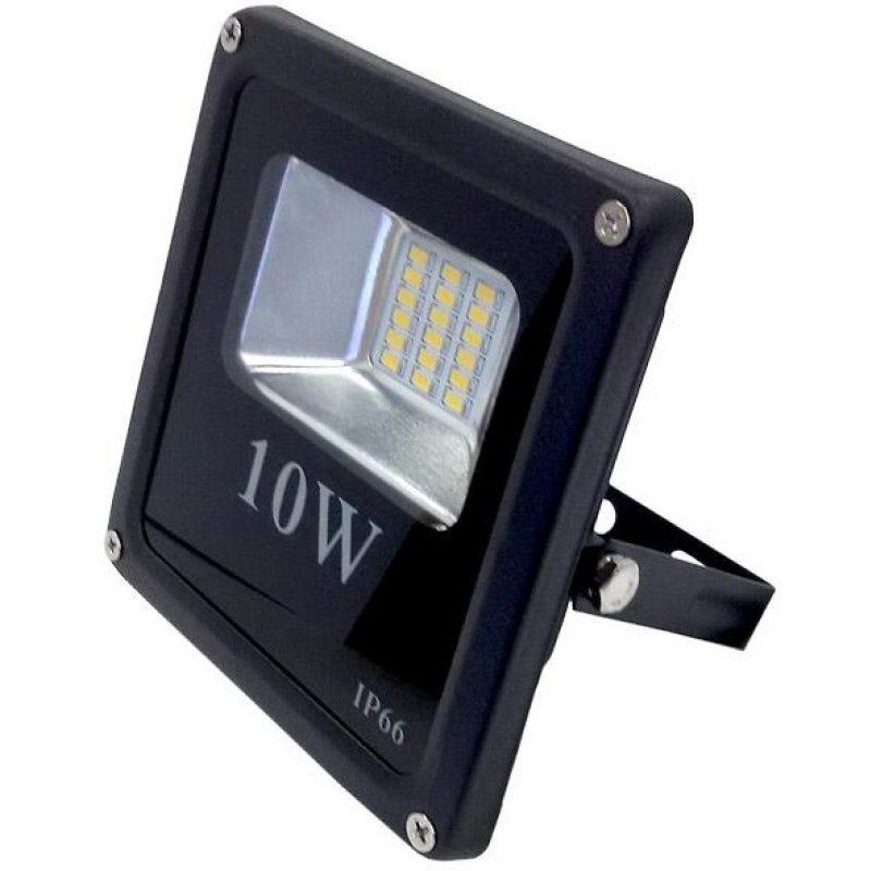 Foco LED 10W Exterior IP65 220V - Luz Fria 1