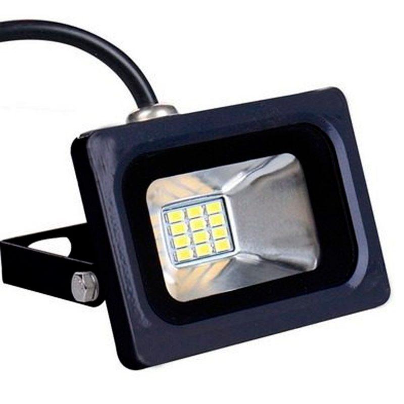 Foco LED 10W Exterior IP65 220V - Luz Fria 3