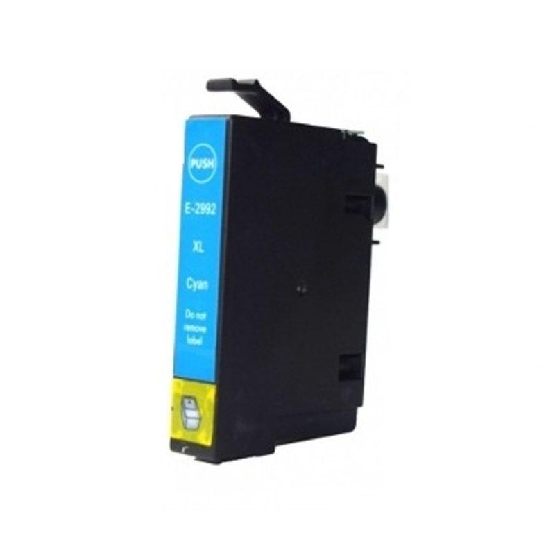 Cartucho Compatible EPSON T2992 Cyan para XP-245 1