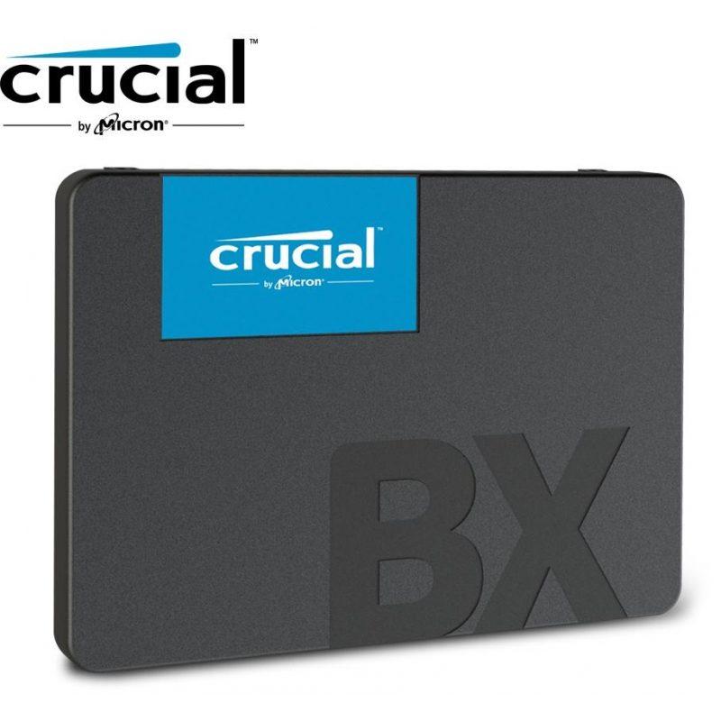 Disco Solido SSD Crucial Bx500 480GB SATA3 2.5' 2