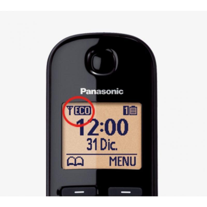 Telefono Inalambrico Panasonic KX-TGC210 Identificador de llamadas Manos Libres 3