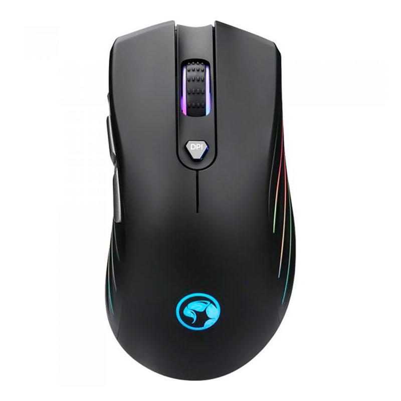 Mouse Gamer Marvo Scorpion G813 RGB Retroiluminado 7200dpi 7 Botones Programables 2