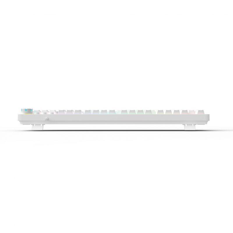 Teclado Gamer Mecanico Fantech MK852 RGB - Space Edition (Blanco) 4