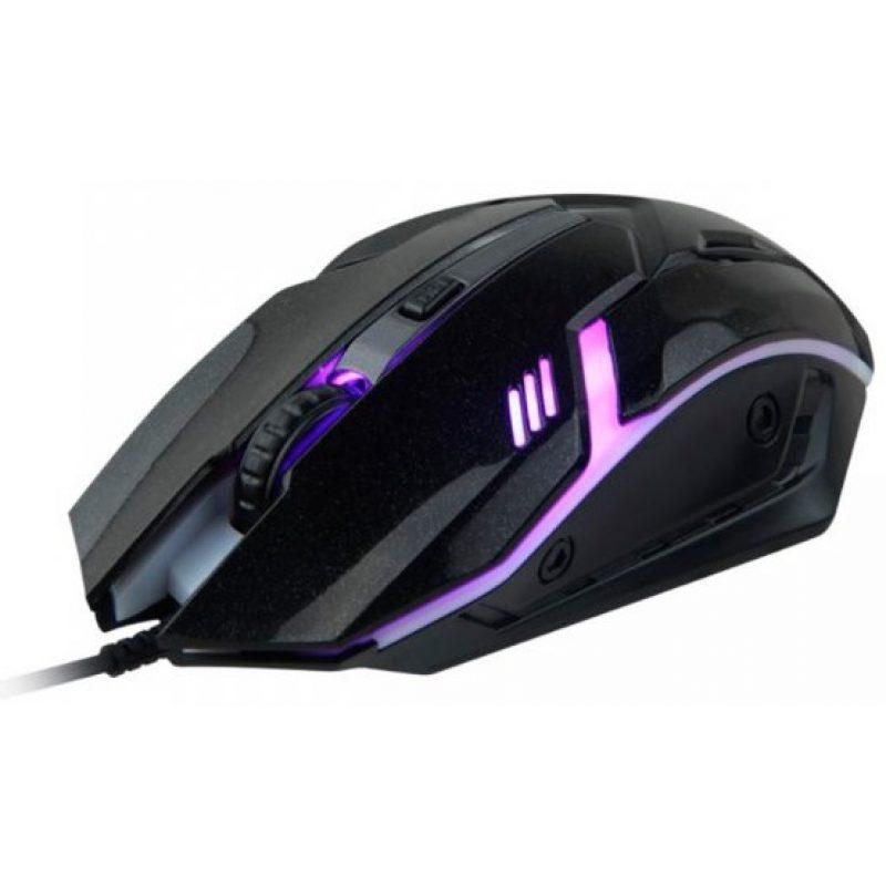 Mouse Gamer USB Meetion MT-M371 Retroiluminado Ergonomico 4
