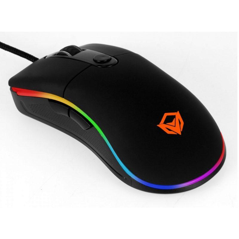 Mouse Retroiluminado Gamer Meetion MT-GM20 RGB Ergonómico 2
